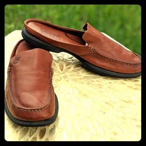 Timberland Smart 75375 Slip On Loafers Mules